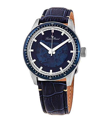 Lucien Piccard Automatic Blue Dial Men's Watch 1297A1