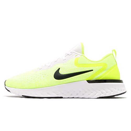Nike Men's Competition Running Shoes, White White Black Volt 103, US:6.5