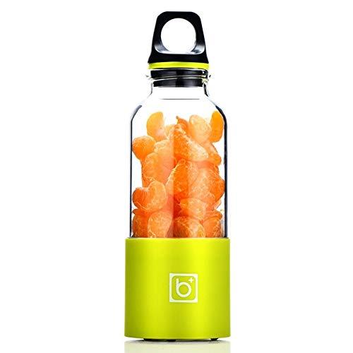 NIUPAN 500 ML elektrische juicer cup USB oplaadbare milkshake blender juicer fruitpers babyvoeding slijpen blender