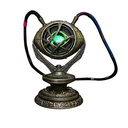 Eye of Agamotto, Collar del Doctor Strange, resplandores, Accesorios de los Vengadores, Metal