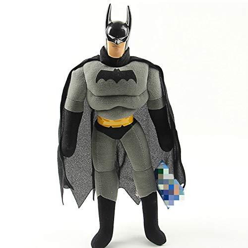 Juguete de Peluche 25cm Marvel The Avengers Batman Plush Toy Super Heros Batman Plush Doll Peluches para Niños Regalos De Cumpleaños para Niños