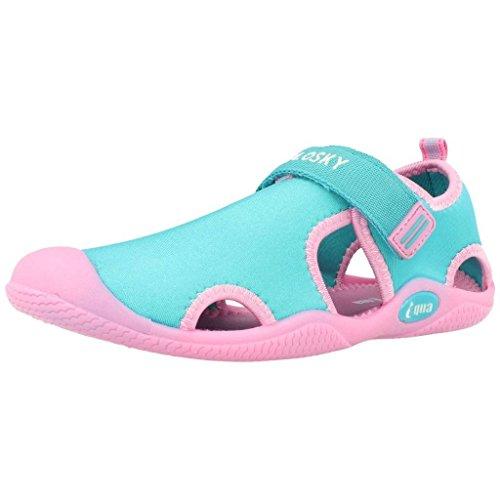 Sandalias y chanclas para niña, color Azul , marca PABLOSKY, modelo Sandalias Y Chanclas Para Niña PABLOSKY C909 Azul