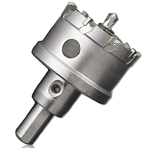 ShopXJ 超硬 ステンレス ホールソー 穴あけ 電動ドリル ホルソー ホールカッター (30mm)