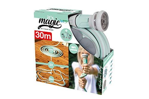 """IDROEASY 2740 - Manguera extensible Magic Soft Smart de 1/2"""" (12,5 mm) x 30 m"""