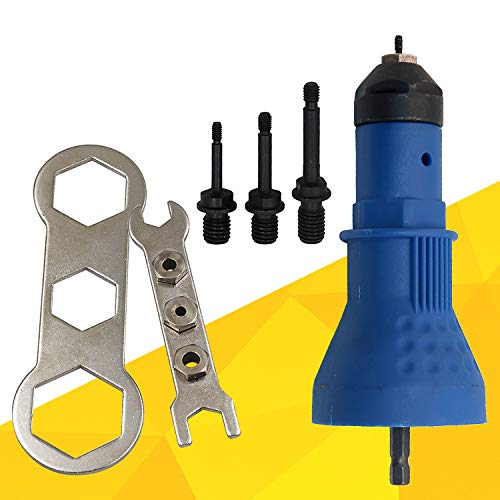 Nut Tool Adapter accu boormachine Adapter klinknagel moer gun batterij elektrische klinknagel boor klinkmachine