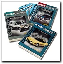 Chilton Deville/Fleetwood/Eldorado/Seville 1990-1998 Repair Manual (28540)
