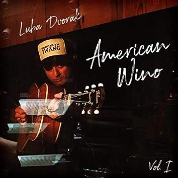 American Wino, Vol. 1