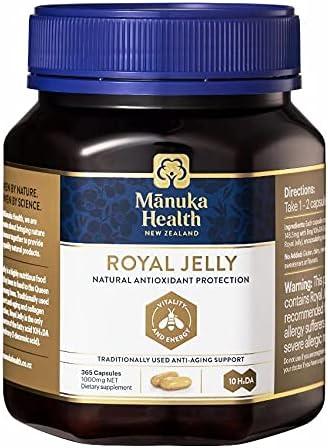 Manuka Health Ranking TOP16 Max 78% OFF Royal Jelly Count 365