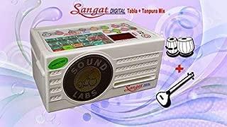 NEW BRAND, Sangat Digital Electronic & Tanpura & Tabla Drums With Pakhawaj, Duff & Dholak MRS309