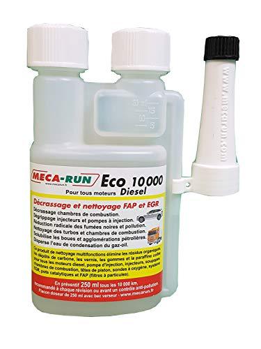 MECA-RUN ECO10000D250 Aditivo diésel (la etiqueta puede variar)