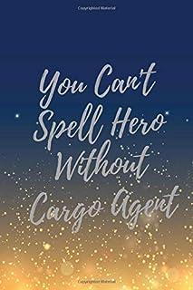 You Can't Spell Hero Without Caretaker: Super Caretaker Inspirational Quotes Journal & Notebook (Caretaker Appreciation Gi...