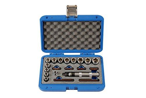 Laser 6219Extractor de Tuercas/Tornillos dañados
