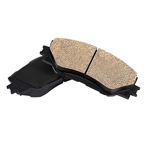 ben-gi 4 PC/Zapatos de Freno de Repuesto del Coche Pastillas de Freno Sistema de Accesorios Auto Parts para Scion xB