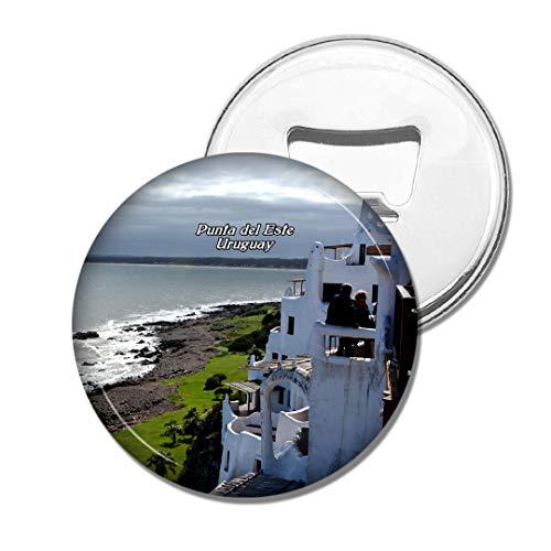 Weekino Uruguay Punta Del Este Bier Flaschenöffner Kühlschrank Magnet Metall Souvenir Reise Gift