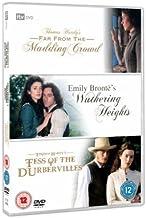 Wuthering Heights/Far From The Madding Crowd/Tess Of The ... (3 Dvd) [Edizione: Regno Unito] [Reino Unido]