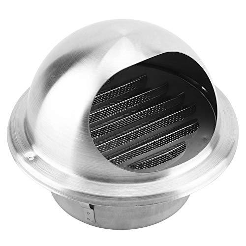 Eboxer Rejilla de Ventilación Redonda Rejilla de Ventilación Salida de Aire Mosquito Repellent100mm
