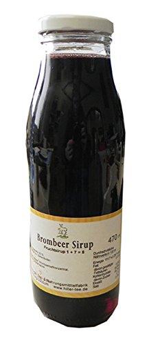 Hiller Sirup Brombeer 470 ml