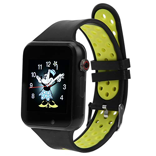 C5 Bluetooth SmartWatch Portátil Watch Watch Sports Step Count Podómetro Pantalla Táctil Tarjeta SIM TimeGreen Multifunktionale Produkte