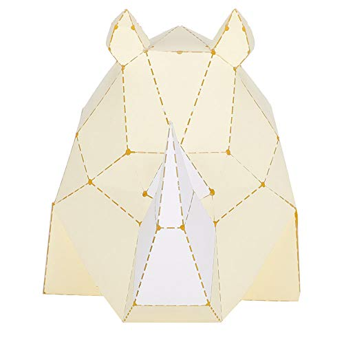 Kit de origami, Papercraft Kit, Boardattack Papercraft Kit DIY Colorido Niños para Niños