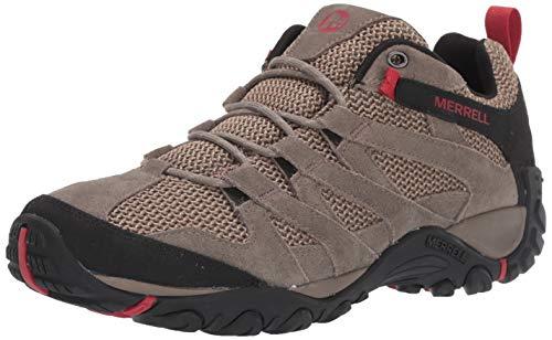 Merrell reduziert - Hiking-Schuhe ALVERSTON - Boulder, Größe:46 EU