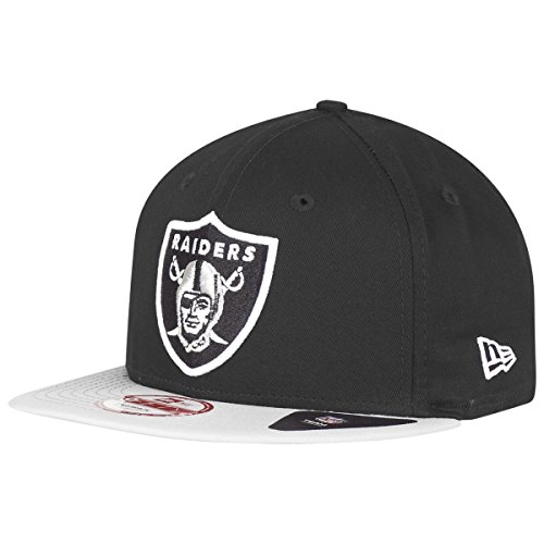New Era 9Fifty Snapback Casquette - Oakland Raiders Noir - M