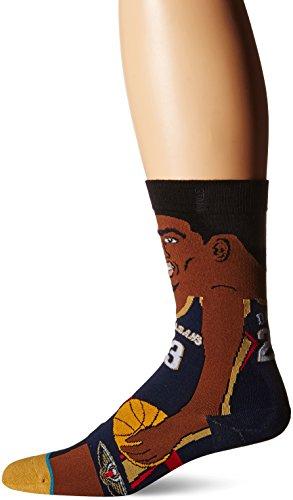 Stance NBA Legends Socks Anthony Davis - Navy-Large