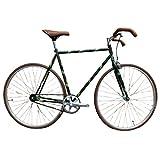 Bicicleta Fixie Camuflaje