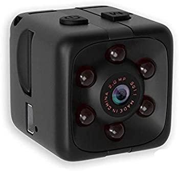 Potkcroa Bluetooth HD Mini Sports Camcorder Night Vision Action Camera