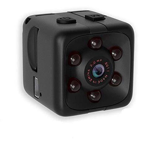 1080P HD Mini Videocamera Sportiva DV Action Cam con Visione Notturna Rilevamento del Movimento Obiettivo Grandangolare 140 °