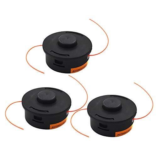 WFLNHB 3-Pack Trimmer Head Replacement for Stihl AutoCut 25-2,Garden Lawn Mower Trimmer Head for FS90 FS100 FS110 FS130 FS250