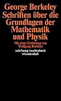 Schriften ueber die Grundlagen der Mathematik und Physik