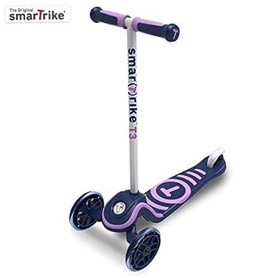 smarTrike Tscooter T3 Kids Scooter - Purple