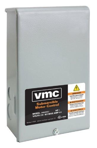 Red Lion 640222 RLCB15-230 1.5-HP 230-Volt VMC Well Pump Control Box