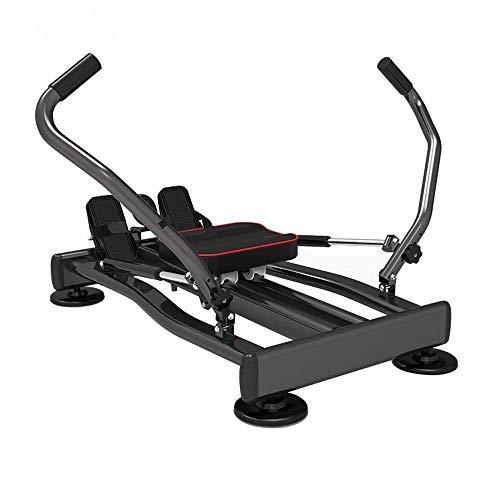 WGFGXQ Vogatore Magnetico Pieghevole Compatto , Vogatore Fitness Cardio Allenamento con Resistenza...