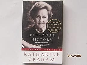 Katharine Graham: Personal History (Paperback); 1998 Edition