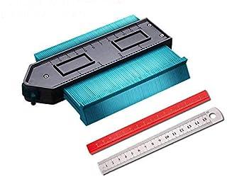 [Upgrade Version]5 Inch Widen with Lock Contour Gauge Duplicator/Master Outline Gauge/Plastic Profile Copy Gauge/Wood Mark...