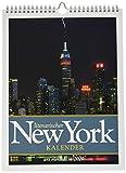 Literarischer New York Kalender 2020: Wochenwandkalender mit 53 Farbfotografien -
