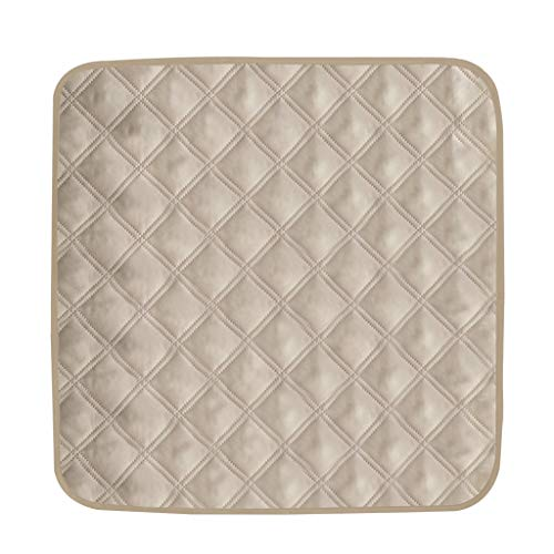 DYW Tapis d'incontinence Absorbant Lavable réutilisable Chaise Incontinence Seat Protector Pad Underpad 3-Couche Design innovateur Matelas à Langer (Color : B, Taille : 53 * 56cm)