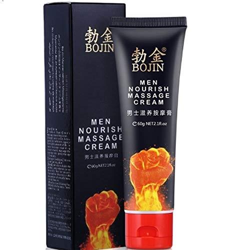 ETbotu Crema per l'ingrandimento del Pene Big Dick Massaggio Olio Essenziale Uso Esterno Ispessimento...