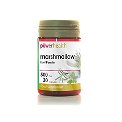 (4 PACK) - Power Health - Marshmallow Root Powder 500mg   30's   4 PACK BUNDLE