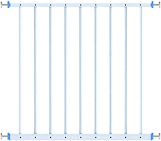 Internal Window Safety Guards, Baby Security Window Grilles, Child Baluster Safety Gate, White, 77cm Height (Size : 230-290cm)