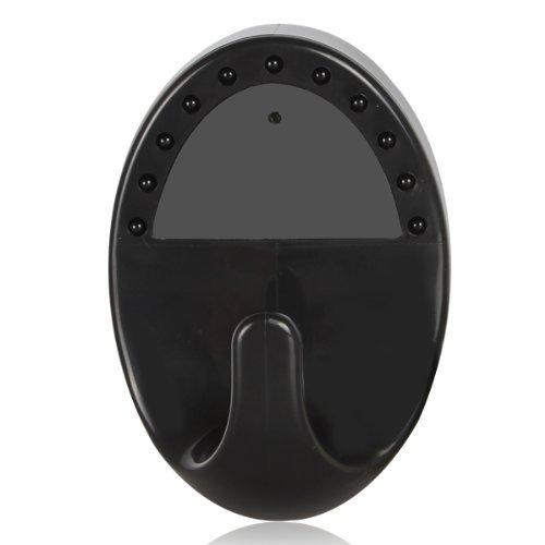 YATEK Perchero espia con 720p, visión Nocturna y detección por Movimiento, cámara de vigilancia