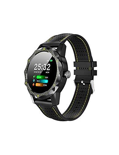 Roneberg RSK1 Elegante reloj inteligente para hombre con funciones básicas: modo deportivo – incluyendo, medición de la distancia recorrida, contador de calorías quemadas