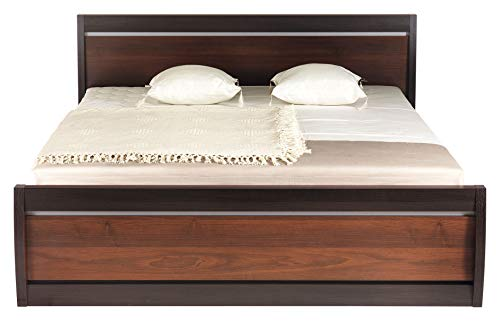 Furniture24_eu Bettgestelle Bett Bettrahme Forrest (180 x 200 cm)