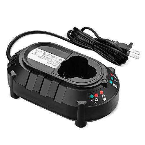 Powerextra Li-ion Battery Charger for Makita BL1013 BL1014 10.8V-12V Lithium-Ion Batery DC10WA,US Standard Plug