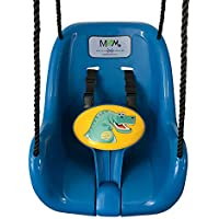 M&M Sales Enterprises Inc Dinosaur Toddler Swing