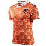 HQSG Fútbol Camiseta De 1988 Copa Mundial De Fútbol Jersey, Uniforme Retro Holanda Selección Nacional De Fútbol (S-XXXL) M