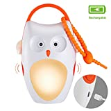 USB Powered-Baby Sleep Soother Sound Machines, Rechargeable, Portable White Noise Sound Machine