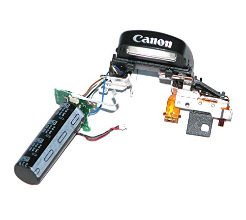 Replacement Repair Parts - Powershot S5is Camera Flash Assembly
