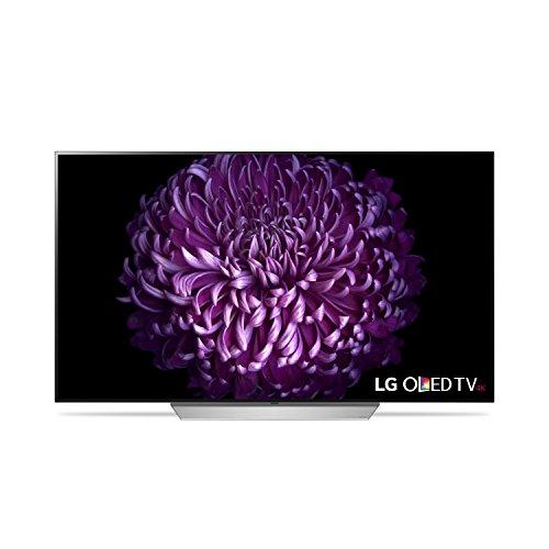 lg 65 inch oled tvs LG Electronics OLED65C7P 65-Inch 4K Ultra HD Smart OLED TV (2017 Model)